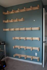 Building Wood Shelves In Shed by Best 25 Building Shelves Ideas On Pinterest Shelving Ideas