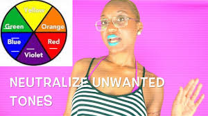 neutralize unwanted tones complementary colors color talk