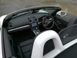 Porsche Boxster 4 Seater - porsche 718 boxster s review drivetribe