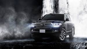 land cruiser 2015 2015 toyota land cruiser 200 jp spec black car 4k background