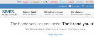 sears home services searshomeservices reviews 7 reviews of searshomeservices