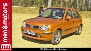 1999 nissan micra review youtube