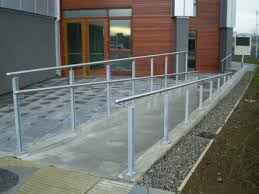 Stainless Steel Handrails For Stairs Handrails Spireco Spiral Stairs
