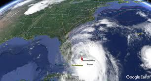Liberty142 S 2016 Prediction Maps by Worse Latest Matthew Spaghetti Models Show Landfall Near Cape