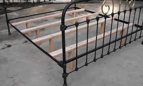 King Bed Frame Heavy Duty Large Square Heavy Duty King Bed Frame Vine Dine King Bed Diy