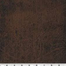 Distressed Leather Upholstery Fabric Faux Leather Buffalo Camel Print 5 98 Yard Fabric Com Table