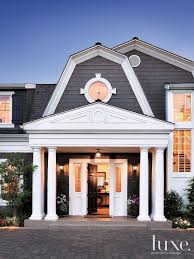 Dutch Colonial Revival House Plans by Dutch Colonial Front Door Luxe Interiors Design