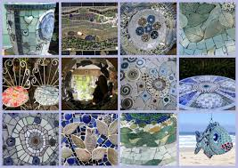 how to make a mosaic table top how to mosaic and make beautiful objects for home and garden