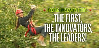Treetop Canopy Tours by Hocking Hills Canopy Tours Zipline Adventures