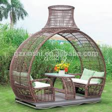 Garden Swing Seats Outdoor Furniture by Outdoor Furniture Swing 4 Seat Swing Chair Rattan Patio Swing With