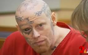 jason walter barnum who has one eye tattooed completely black is