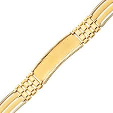 personalized gold bracelets gold diamond bracelets men s personalized gold bracelets