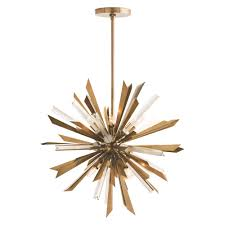 chandelier by arteriors home ah 89027