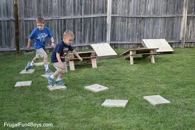 backyard obstacle course for kids outdoor goods