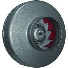 suncourt 6 inline duct fan vortex 6 in powerfan inline duct fan vtx600 the home depot