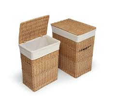 bathroom exciting wicker clothes hamper best laundry clothes