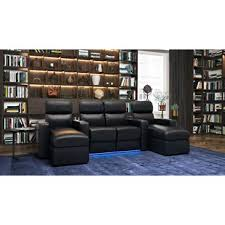 home theater sleeper sofa theater seating you ll wayfair