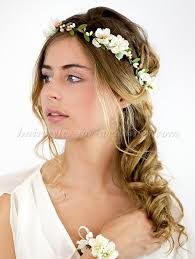 bridal headband bridal headbands floral headband for brides hairstyles for