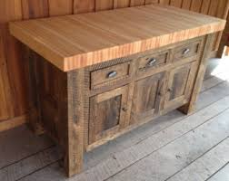 butcherblock kitchen island butcher block island etsy