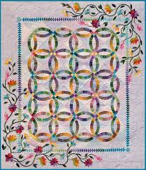 Double Wedding Ring Quilt by 25 Unique Wedding Ring Quilt Ideas On Pinterest Double Wedding