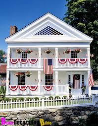 Patriotic Garden Decor Patriotic Outdoor Decorations Simple Yet Stunning Patriotic