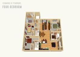 floor plans u2022 commons at pembroke