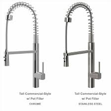 professional kitchen faucet corner base pekoe handle semiprofessional american standard pekoe
