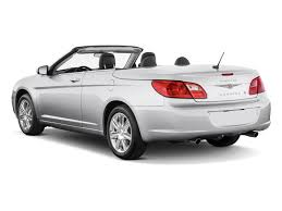 image 2010 chrysler sebring 2 door convertible limited angular