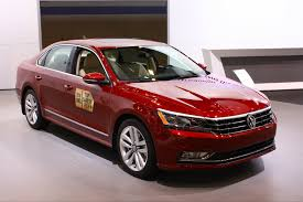passat volkswagen 2016 what is vw showing at the chicago auto show 2016