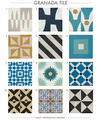 Granada Kitchen And Floor - the qualities that make granada tile u0027s cement tiles perfect for a