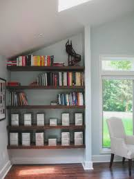 Bookshelves Small Spaces by Decorating Ideas Awesome Shelving Ideas For Small Spaces With