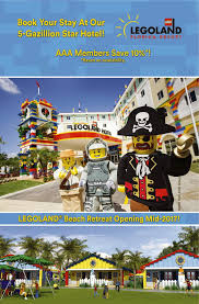 Legoland Map Florida by Legoland Florida Resort Winter Haven Fl Aaa Com