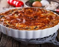quiche cuisine az recette quiche au chorizo lardons chèvre et emmental