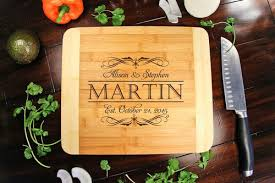 personalized cutting boards family names fancy personalized cutting board hds cabanyco