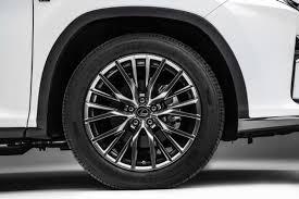 tire size lexus rx 350 michelin s innovative premier tires to come on 2016 lexus rx