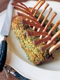 ina garten lamb chops rack of lamb with mustard and rosemary by barefoot contessa perfect