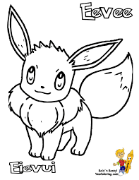 coloring pages cat noir as well cute pokemon eevee coloring pages