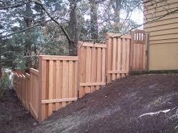 107 best fences images on pinterest garden fences backyard