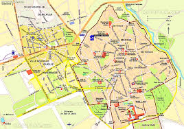 New Orleans District Map by Maps Update 7001037 Map Of New Orleans Tourist Attractions U2013 15