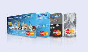 bank prepaid debit cards yes bank offers a wide range of card which are safe and enables