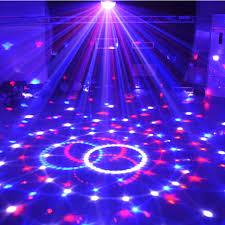 led disco ball light new led par disco laser for disco ball 6 colors magic ball stage
