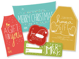 free christmas printables gift tags paper chain u0026 food labels