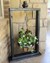 plant stand articles with bunnings hanging basket stand tag pot