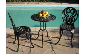 outdoor iron table and chairs wrought iron patio furniture for outdoors exist decor