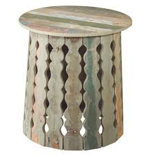 end tables cheap prices filament design sundry multi colored side table 102173 the home depot
