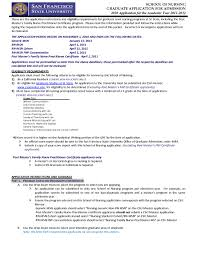 Sample Resume For University Application by Ideas Of Sample Resume For Nursing Application With