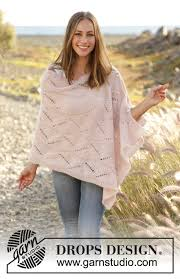drops design poncho with me drops 176 29 free knitting patterns by drops design