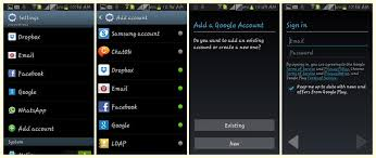 how to add to a on android how to set up a second gmail account on android