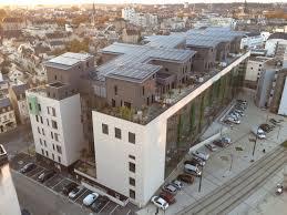 bureau logement tours foncia loue 955 m de bureaux au sein de l immeuble la nef à