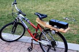 how to make an electric bike simple and cheap youtube